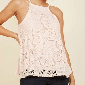 ModCloth Get this Show-Goer On the Road Floral Top